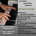 Solo Piano Works I CD