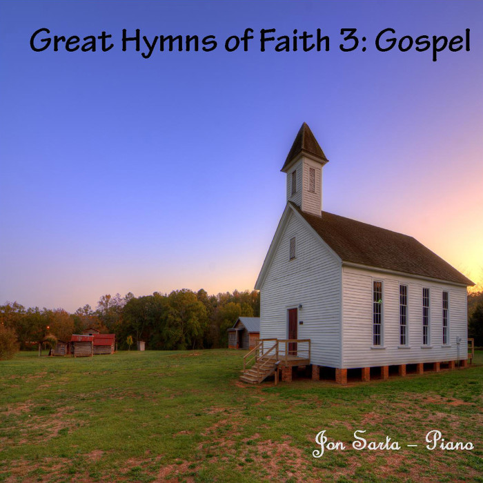 Gospel Piano: Great Hymns 3