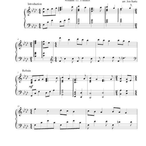 A Whole New World Sheet Music • MLJ Music